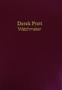 Derek Pratt Watchmaker