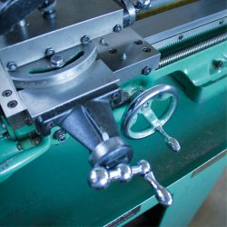 Engineers' small lathe, drilling and milling machines