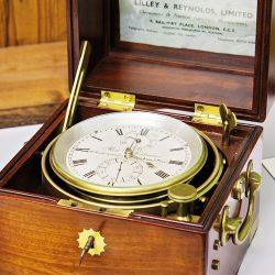 Pocket and marine chronometers