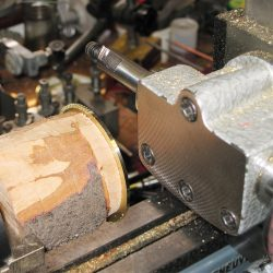 Wheel and pinion cutting & making fly cutters