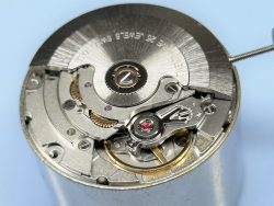 Service and Correcting Faults in an Automatic Watch